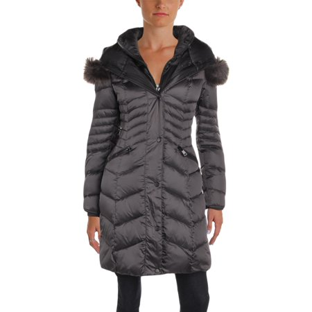 1 Madison Womens Winter Down Parka Coat