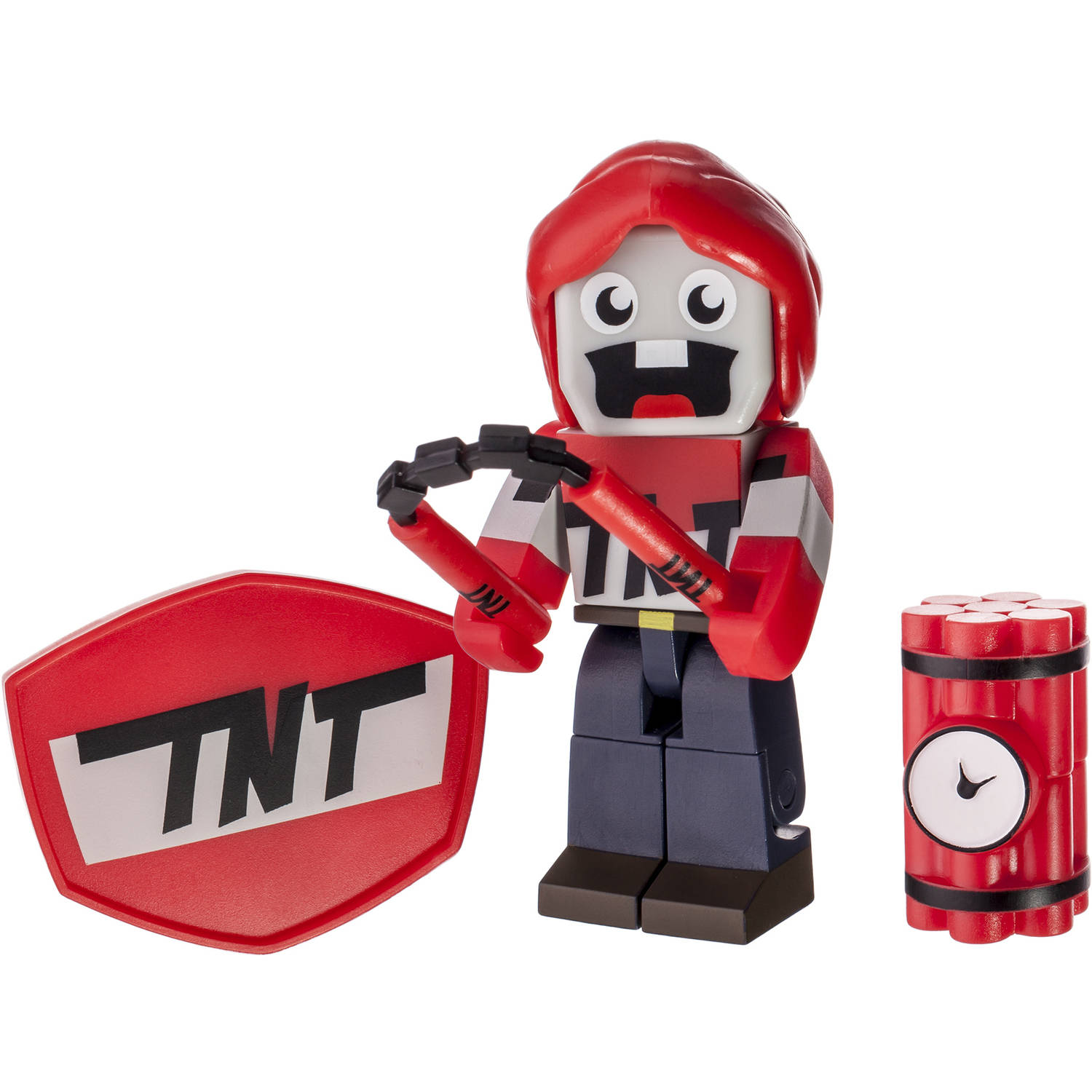 Tube Heroes Exploding TNT with Accessories