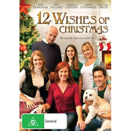 12 Wishes of Christmas ( The Twelve Wishes of Christmas ) [ NON-USA FORMAT, PAL, Reg.4 Import - Australia ] ()