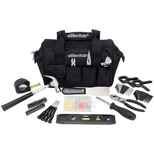Essentials 53pc Around the House Tool Kit