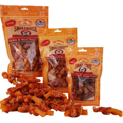Smokehouse 1 LB Chicken & Sweet Potato - Sweet Treats For Halloween