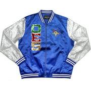 Big Boy Eastern Star Divine S2 Ladies Sequins Jacket [Royal Blue - S]