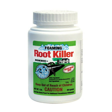 Foaming Root Killer - Foaming Root Killer