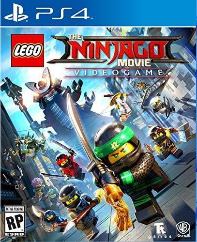 The LEGO Ninjago Movie Videogame (PS4)