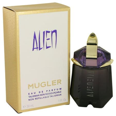 Alien By Thierry Mugler Eau De Parfum Spray 1 Oz New Walmartcom