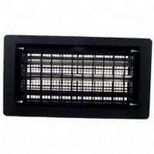306MBL Black Automatic Crawl Space Foundation Vent, Witte...