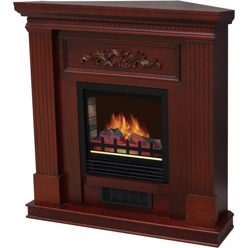 elec fireplace walmart