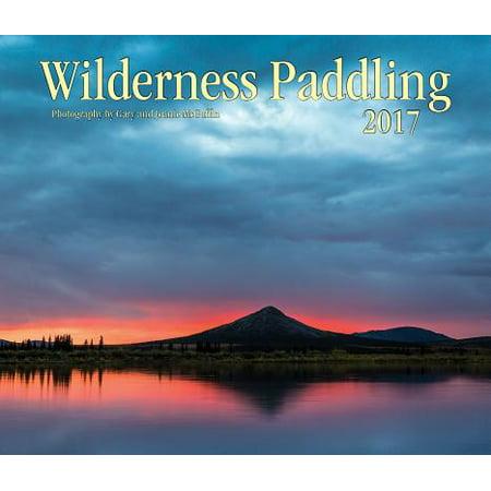 Wilderness Paddling 2017 Calendar