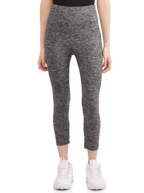 ffd6cf07c8bb0 Product Image Juniors' Sueded Jersey Capri Leggings (Up to 2XL!)
