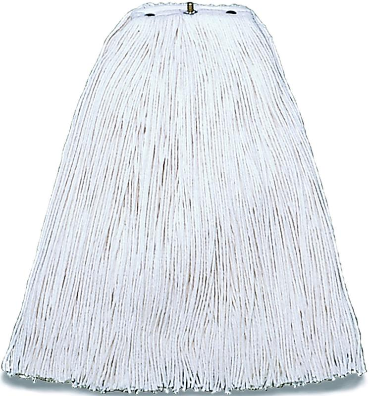 Pinnacle A504316 Cut End Non-Bacterial Resistant Mop Head, For Use With Pinnacle Handle, White