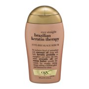 OGX Anti-Breakage Serum, Ever Straight Brazilian Keratin Therapy, 3.3oz []