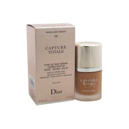 capture totale triple correcting serum foundation spf 25 032 rosy beige christian dior 1 oz. Black Bedroom Furniture Sets. Home Design Ideas
