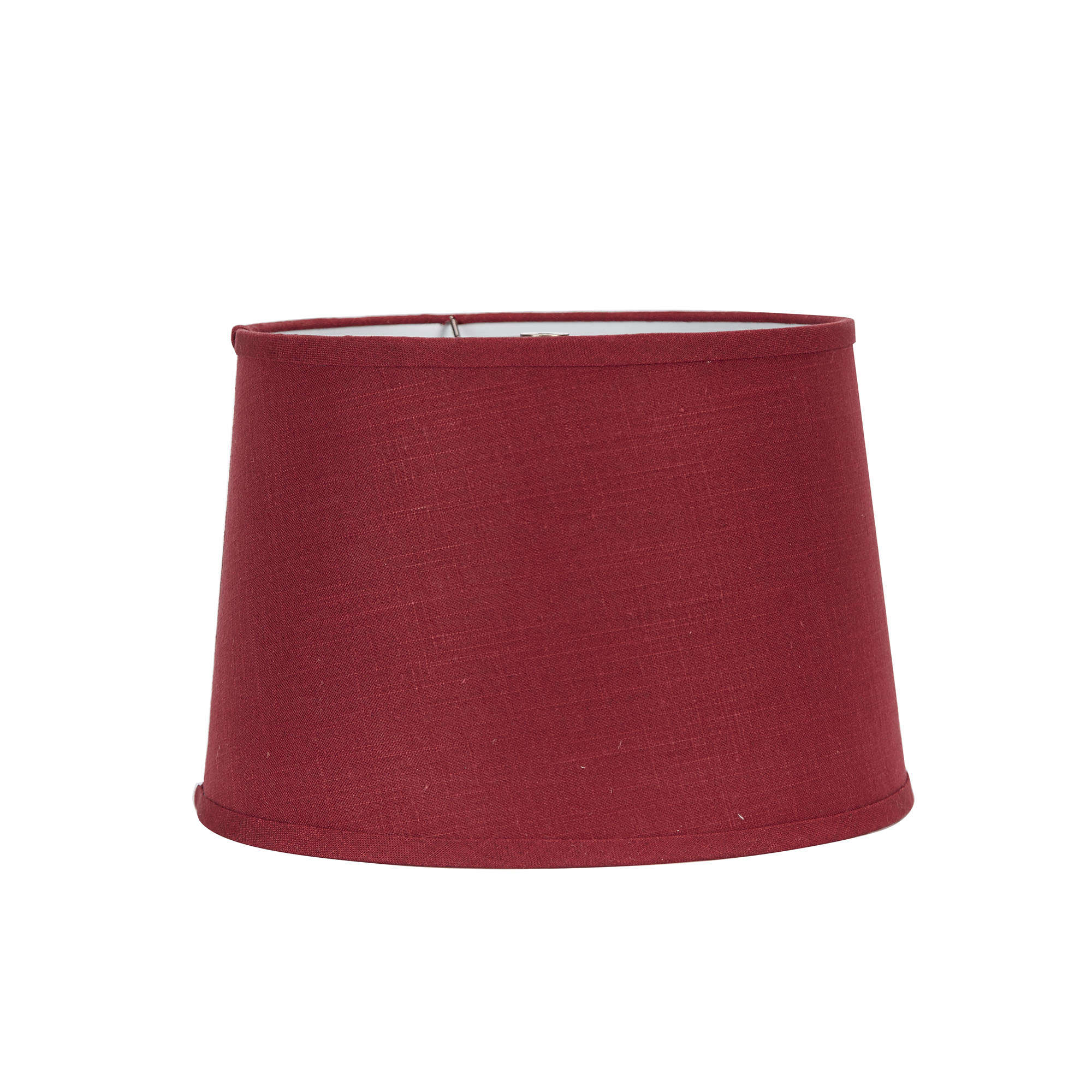 Perfect Classic Drum Lamp Shade, Multiple Colors (base Not Included)