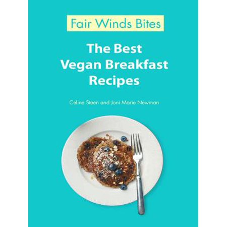 The Best Vegan Breakfast Recipes - eBook