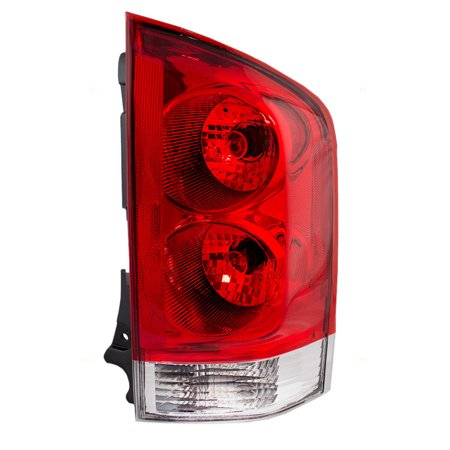 Passengers Taillight Tail Lamp Lens Replacement for Nissan Armada 26550ZC225