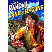 Land of the Six Guns (DVD)
