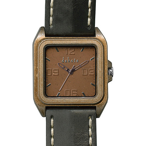 Dakota Unisex Adult Raw Watch