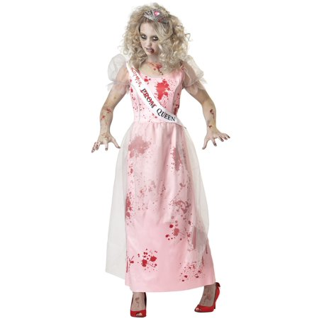 Prom Zom Adult Costume (Trendy Halloween Promo Codes)