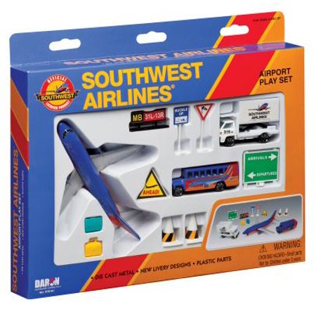 Southwest Airlines Airport Play Set (Martinair Airlines)