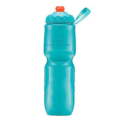 Polar ZipStream Insulated Bottle Break Away Blue 20oz
