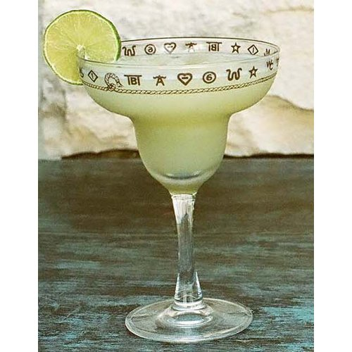 West Creation Western 12 Oz. Margarita Glass (Set of 4)