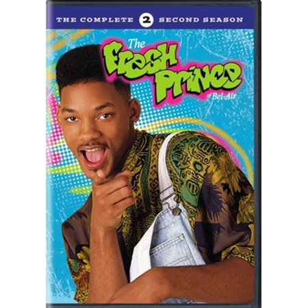 The Fresh Prince of Bel Air: Complete Second Season
