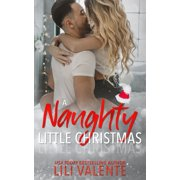 A Naughty Little Christmas - eBook