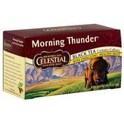 Celestial Seasonings Morning Thunder Tea, 20ct (Pack of 6)