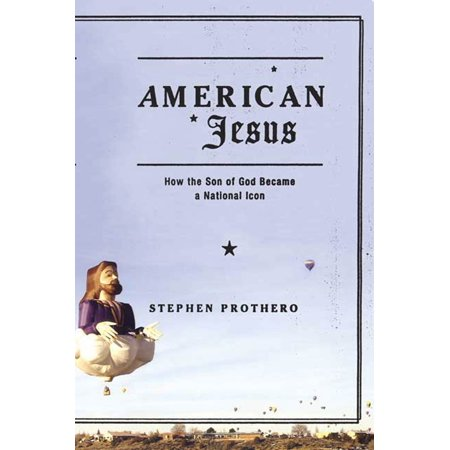 Jesus Christ Icon (American Jesus : How the Son of God Became a National)