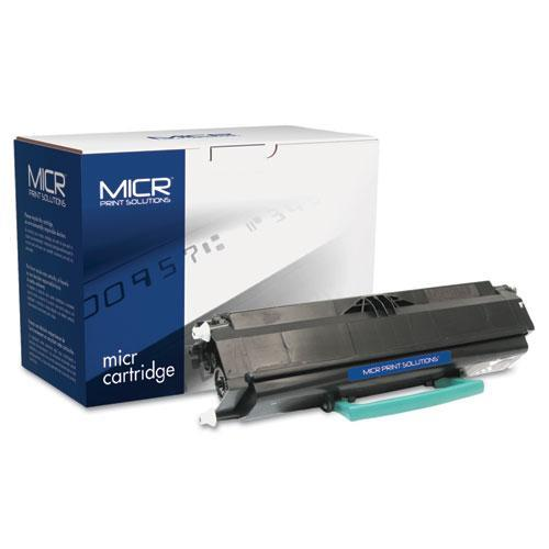 MICR Print Solutions Compatible with E330M MICR Toner, 2,500 Page Yield, Black