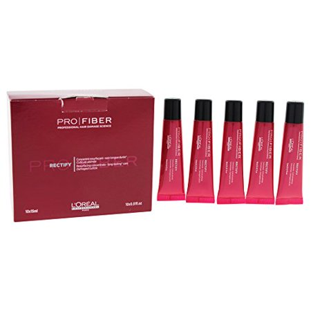 L'Oreal Professional Pro Fiber Rectify Concentrate Treatment, 10 Count - image 2 of 2