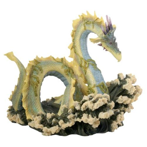 Swamp Dragon - Collectible Figurine Statue Sculpture Figure Model