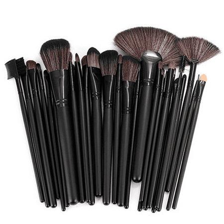 M.B.S. 32 Piece Professional Makeup Brush Set - image 4 of 4 ...