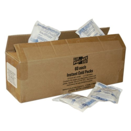 Pac-Kit Cold Packs - 80 Per Case