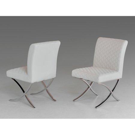 Modrest Adderley Dining Chairs - Set of 2