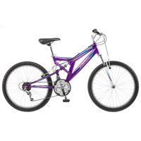 "Pacific 24"" Girl's Shire Mountain Bike"