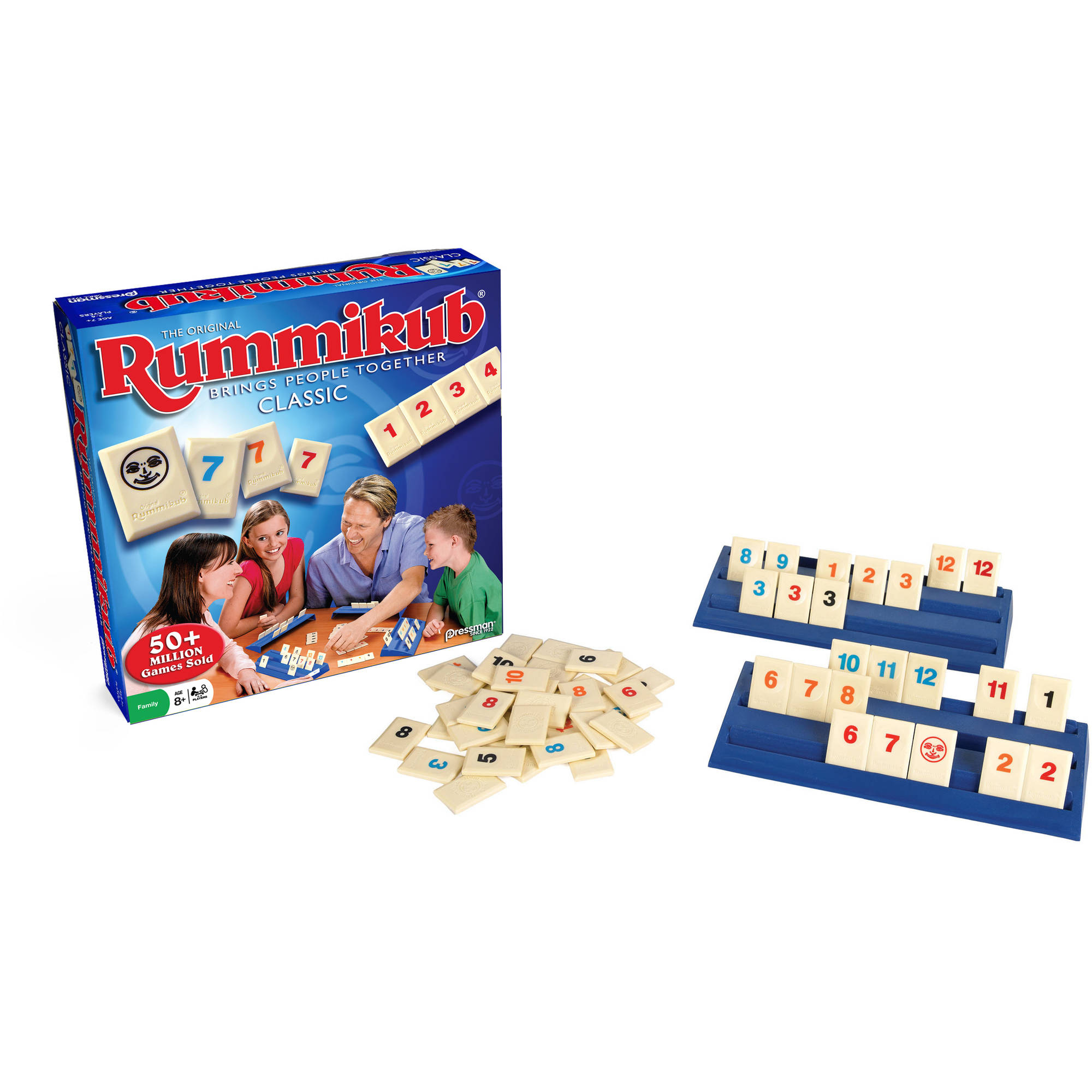 Rummikub Original Edition
