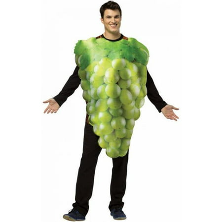Bunch Of Grapes Halloween (Costumes for all Occasions GC6831 Get Real Bunch Of Green)