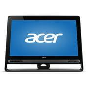 Acer Aspire AZ3-605-UR22 23 inch Touchscreen Intel Core i3-3220U 1.9GHz/ 4GB DDR3/ 1TB HHD/ DVD?RW/ Windows 8 All-in-One PC (Black)-DQ.SQDAA.001