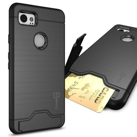Coveron Google Pixel 2 Xl 2xl Case Securecard Series Hybrid