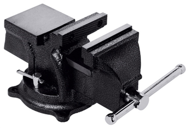 Bessey Tools BV-HD40 Workshop Bench Vise, Heavy-Duty, 4-In. Quantity 1 by BESSEY TOOLS INC