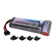 Venom NiMH Battery for Traxxas Summit 1:10 8.4 3000mAh 7-Cell with Universal Plug