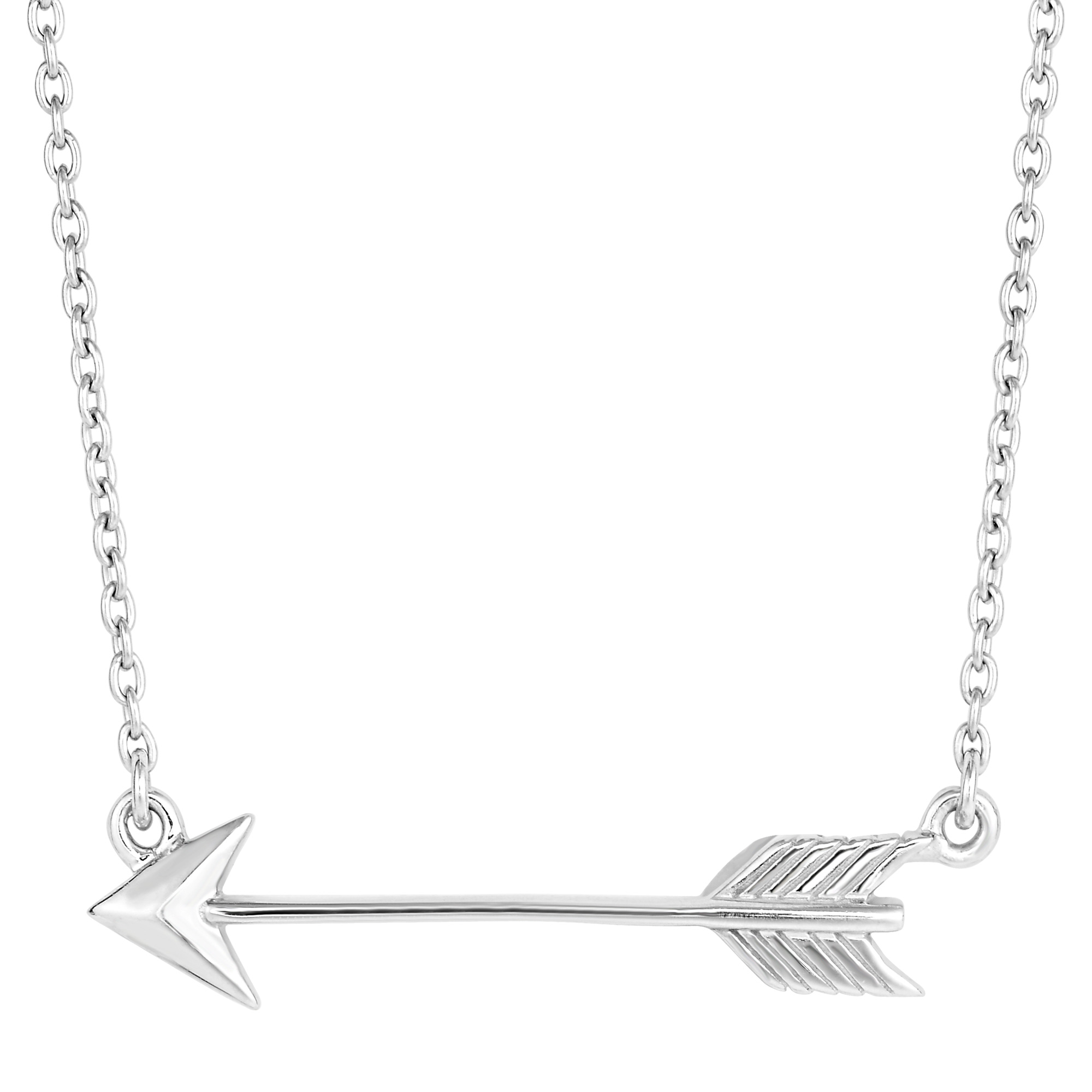Jewelry Affairs Sterling Silver Sideways Arrow Necklace 18 Walmart Com Walmart Com Also stand arrow is used in crafting of the tier 1 stands and the requiem arrow. jewelry affairs sterling silver sideways arrow necklace 18 walmart com