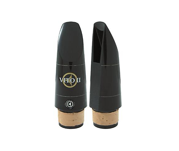 LeBlanc 2540P Vito II Bb Clarinet Mouthpiece by Vito