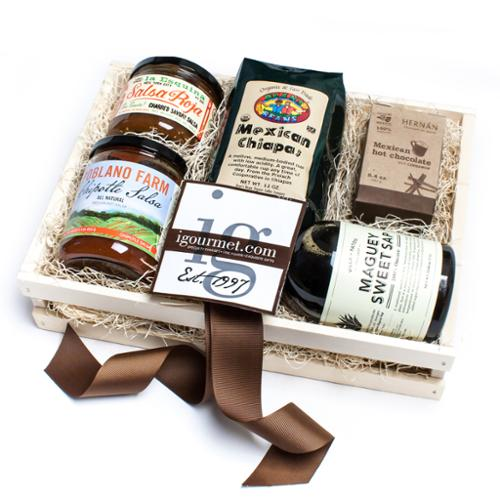 igourmet Taste of Mexico Gift Crate by Overstock