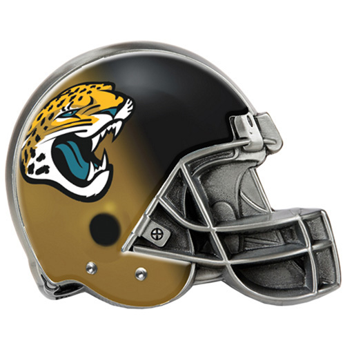 Great American Products Jacksonville Jaguars Helmet Trailer Hitch Cover Helmet Trailer Hitch Cover
