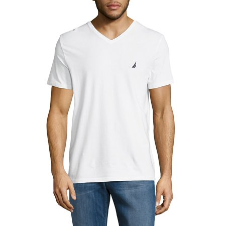 Slim Fit V-Neck Tee - Nautica Mens Suits