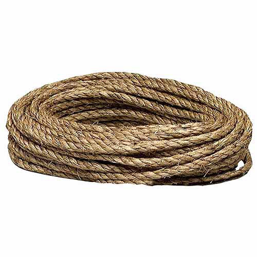 Lehigh Group MS850HD Twisted Manila Rope