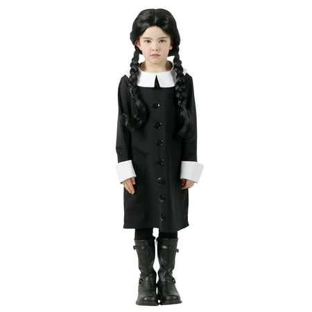 Wednesday Addams Halloween Costume Pattern (Addams Family Wednesday Addams Costume)