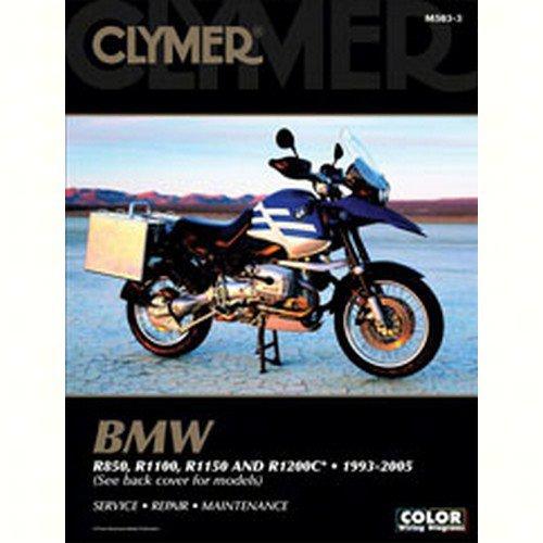 1976-1979 BMW R100//7 Repair Manual Clymer M502-3 Service Shop Garage